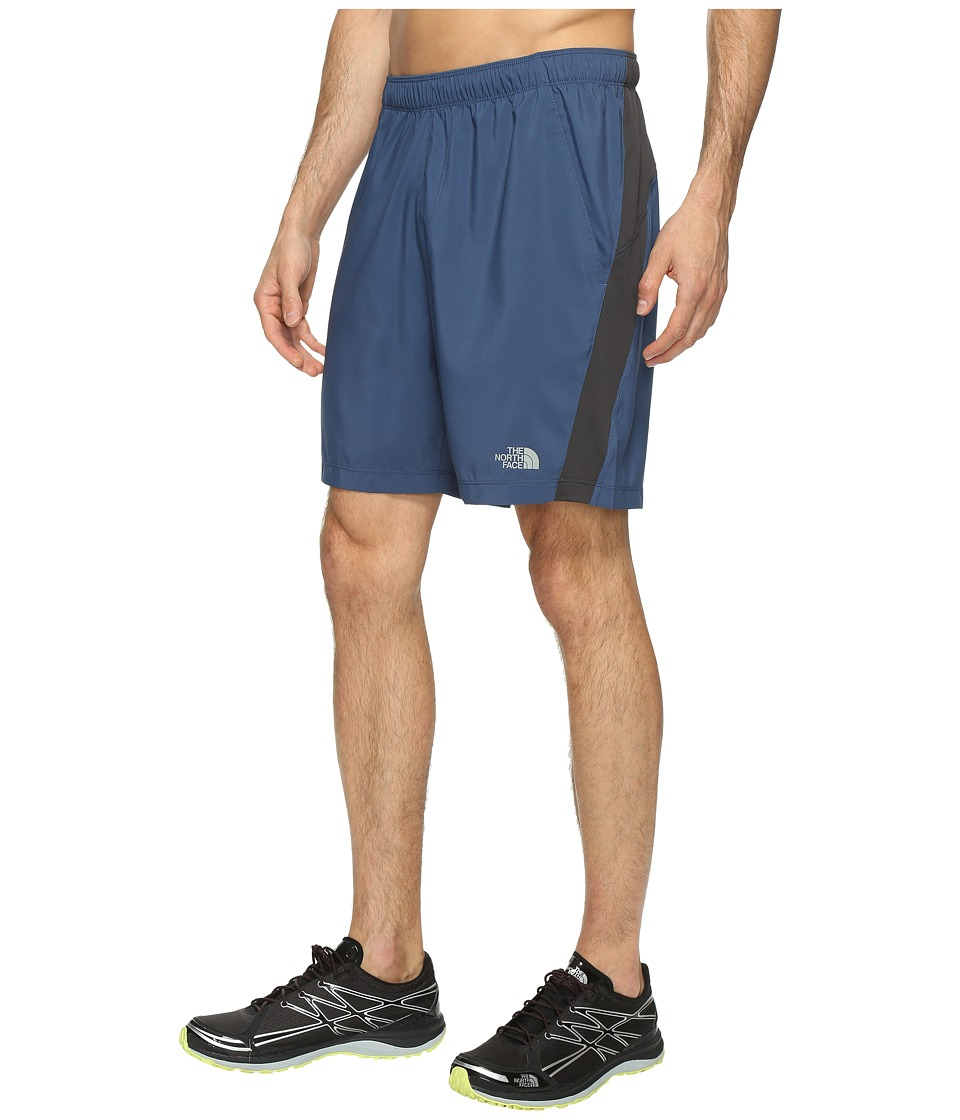 The North Face Reactor Shorts (Shady Blue) Men