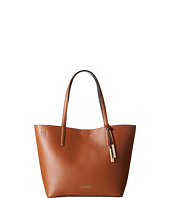 Calvin Klein - Key Items Smooth Leather Tote