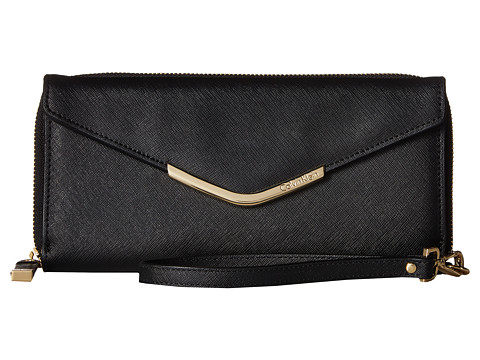 Calvin Klein Saffiano Wallet