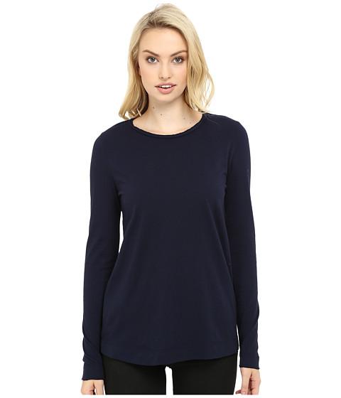 Three Dots Kale - Long Sleeve Top