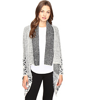 Christin Michaels - Embry Long Sleeve Fuzzy Cardigan