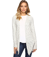 Christin Michaels - Farren Dolman Sleeve Cardigan with Fringe