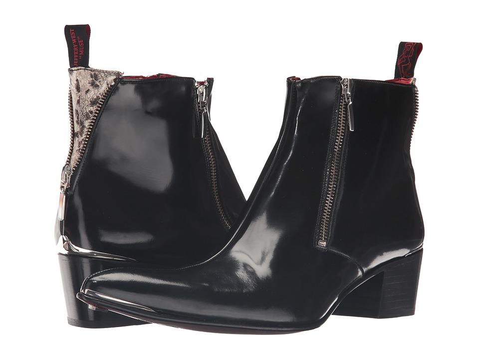 Jeffery-West - Double Zip Boot