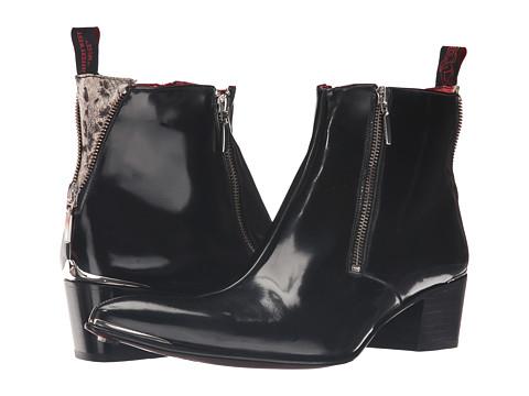 Jeffery-West Double Zip Boot