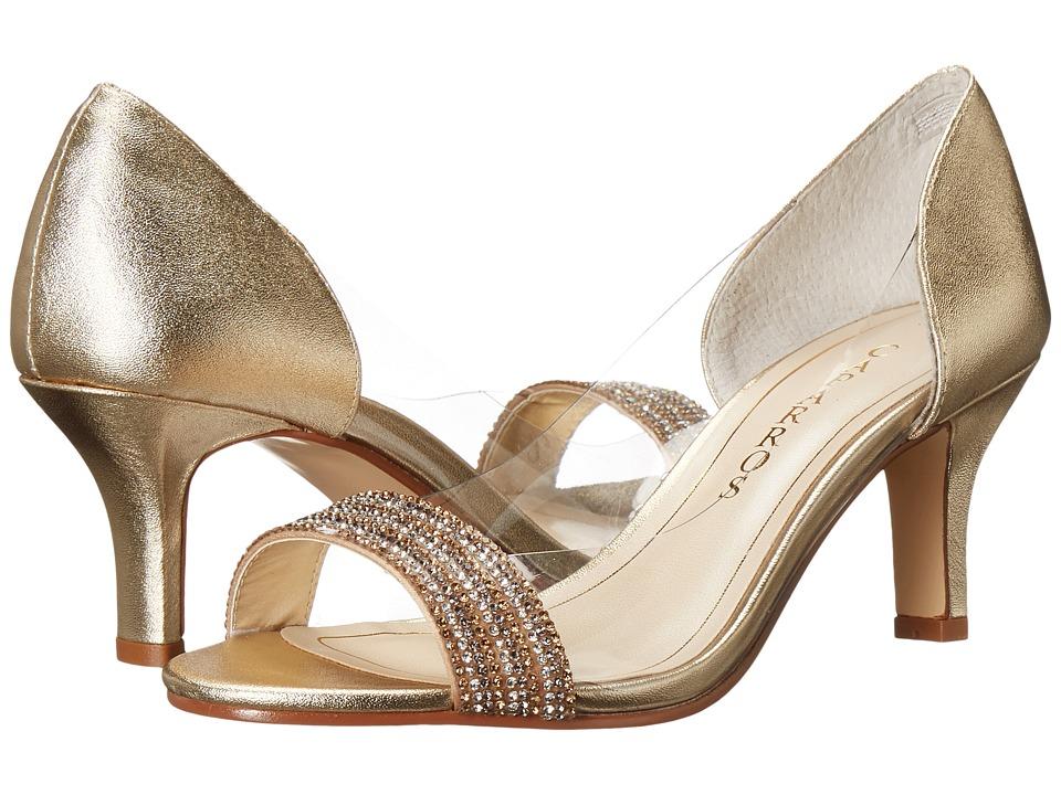 Caparros Fancy (Medium Gold Metallic) High Heels