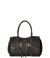 Rampage - Satchel with Zipper Detail