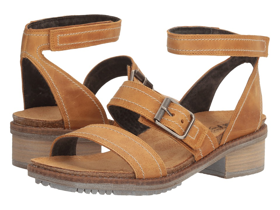 Naot Footwear Beatnik (Oily Dune Nubuck) Women