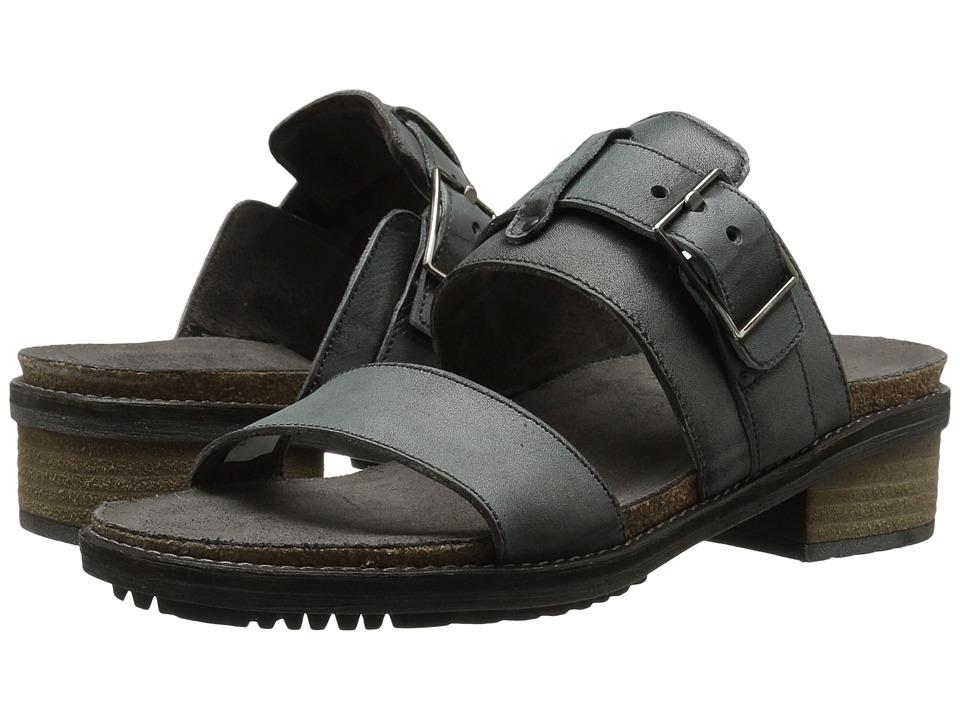 Naot Footwear Flower (Vintage Smoke Leather) Women