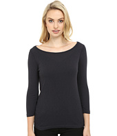 Three Dots - Hannah 3/4 Sleeve British Tee