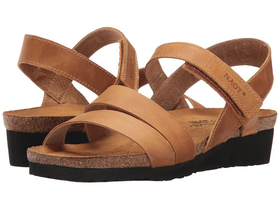 Naot Kayla (Oily Dune Nubuck) Sandals