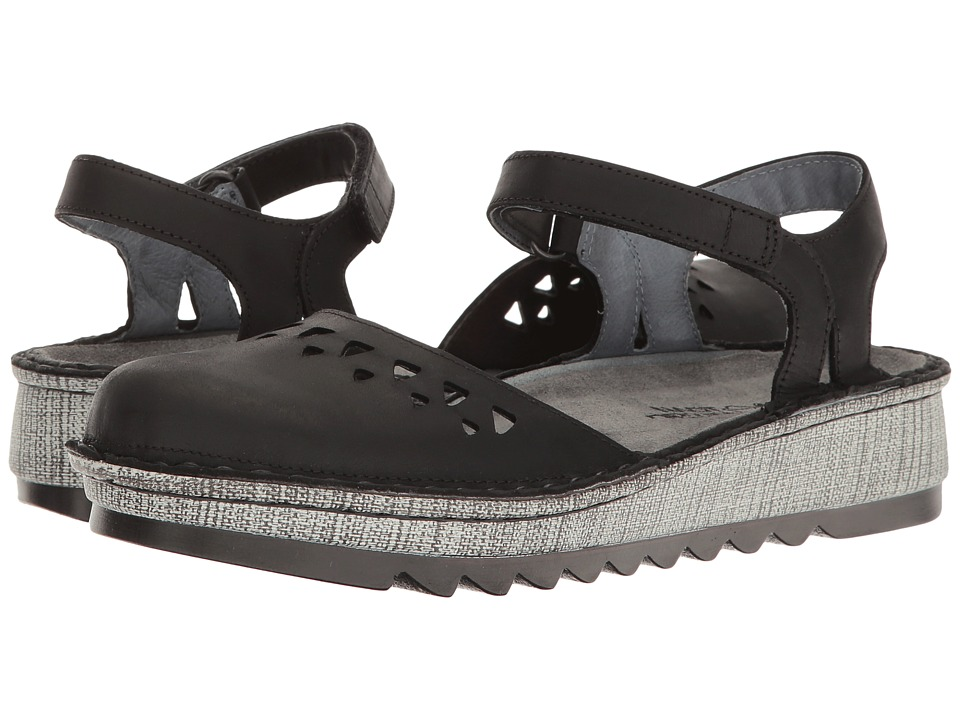 Naot Footwear Celosia (Oily Coal Nubuck) Women
