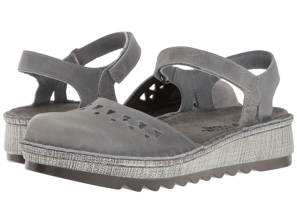 Naot Footwear Celosia (Vintage Slate Leather) Women
