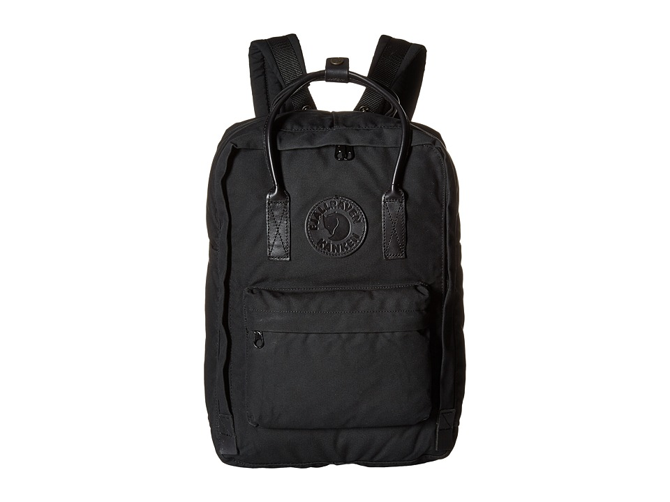 Fjallraven - Kanken No. 2 Laptop 15 (Black) Bags