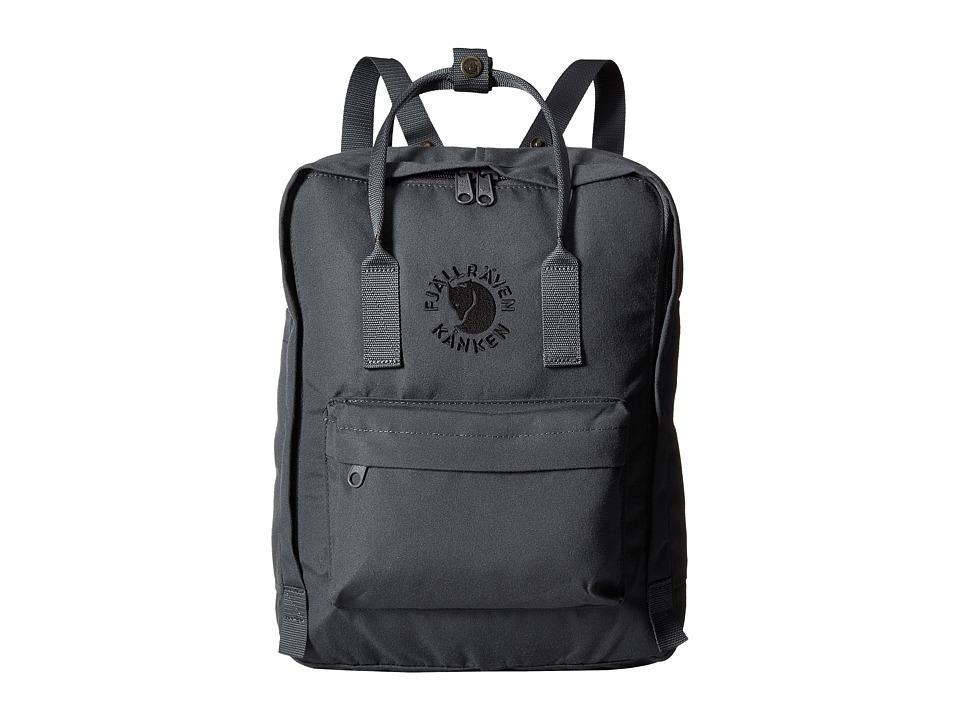 Fjallraven - Re-Kanken (Slate) Bags