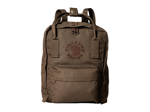 Fjällräven Re-Kånken Mini - Dark Olive