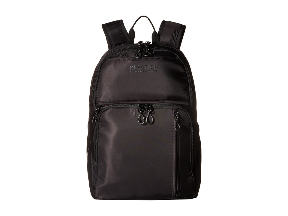 Kenneth Cole Reaction - Hit The Pack - Computer Backpack (Black) Backpack Bags
