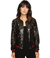 Sanctuary - Sequins Bomber Jacket