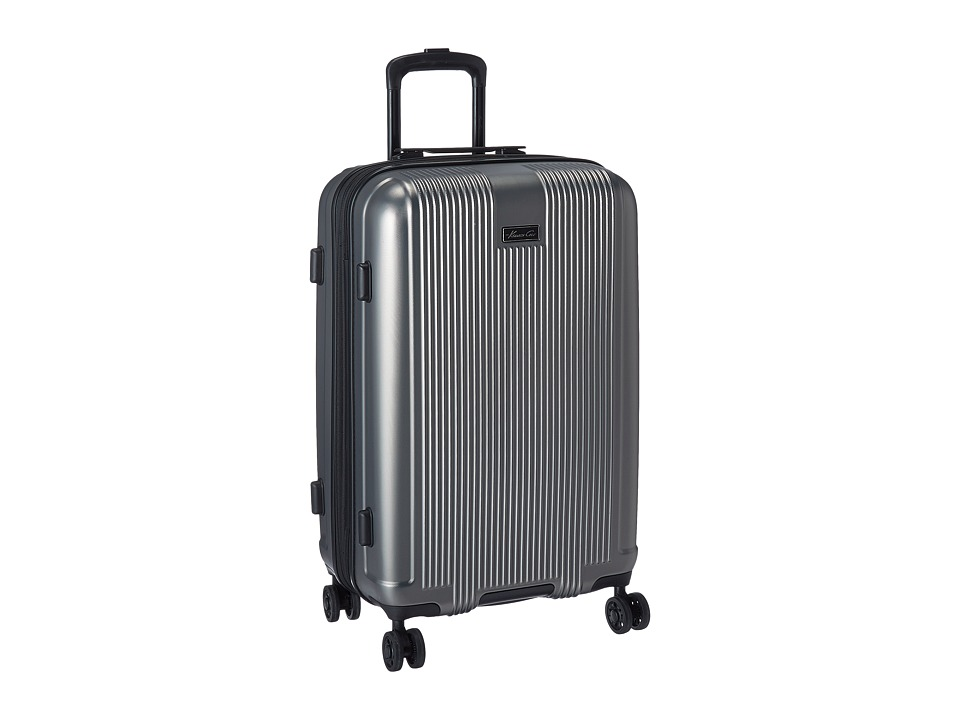 Kenneth Cole Reaction - Rush Hour Collection - Pet 24 Upright (Silver) Luggage