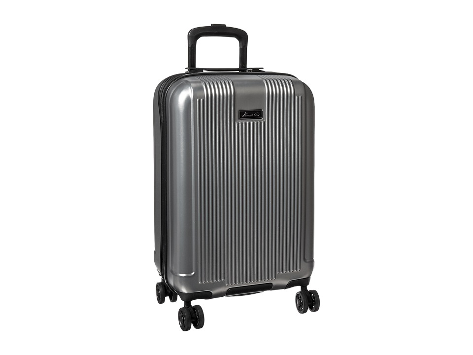 Kenneth Cole Reaction - Rush Hour Collection - Pet 20 Carry On (Silver) Carry on Luggage