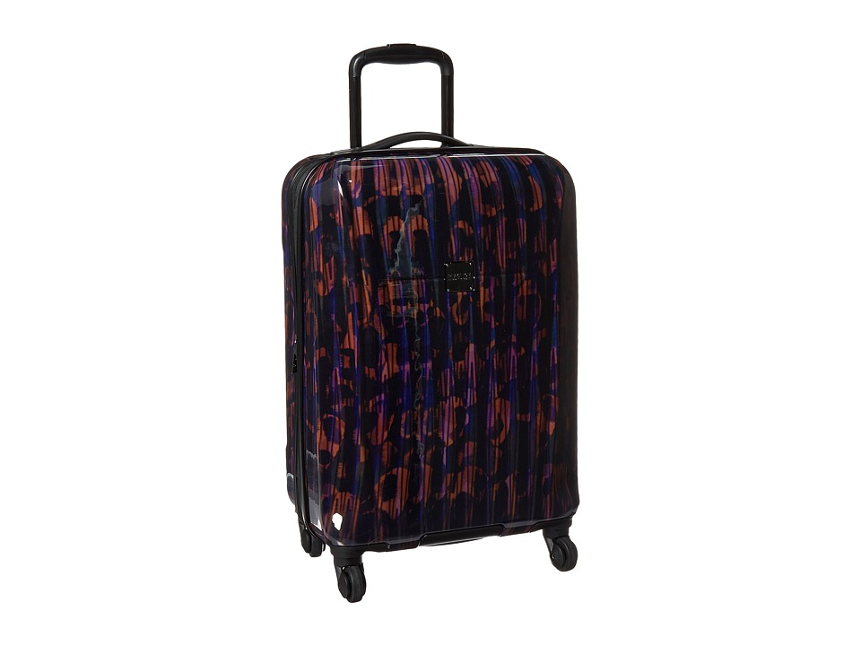 Kenneth Cole Reaction - The Real Collection Hardside - 20 Carry On (Warm Red) Carry on Luggage