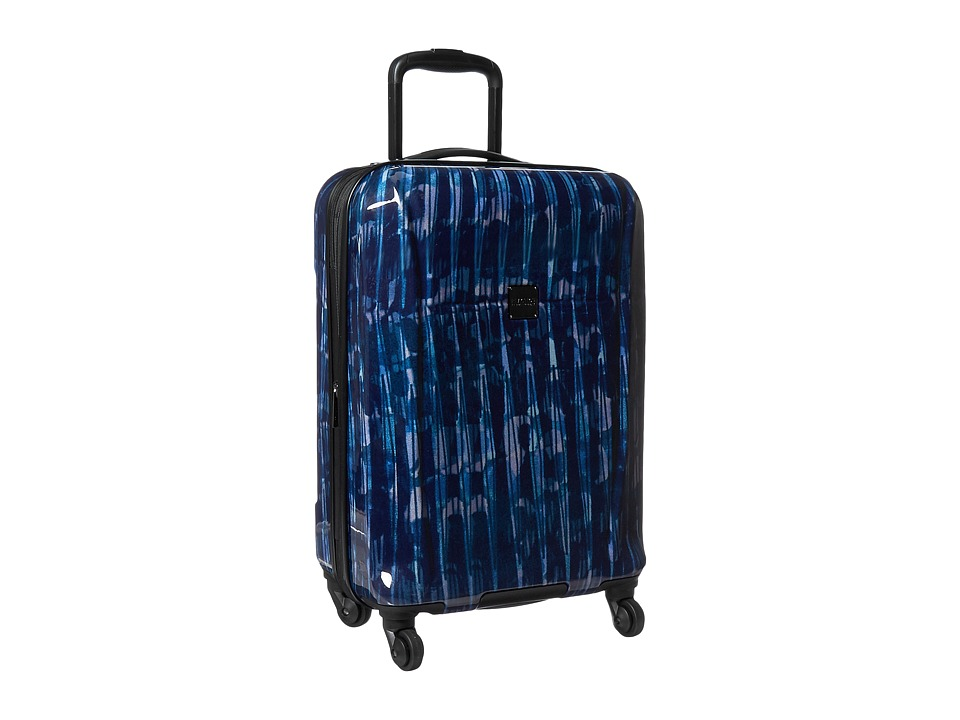 Kenneth Cole Reaction - The Real Collection Hardside - 20 Carry On (Cool Blue) Carry on Luggage