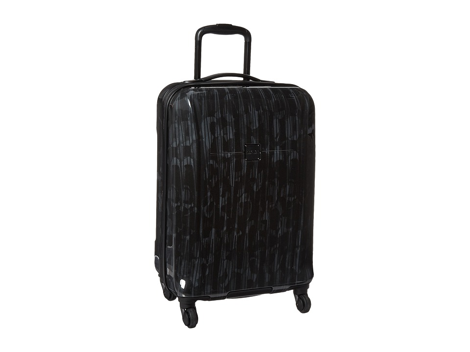 Kenneth Cole Reaction - The Real Collection Hardside - 20 Carry On (Black) Carry on Luggage