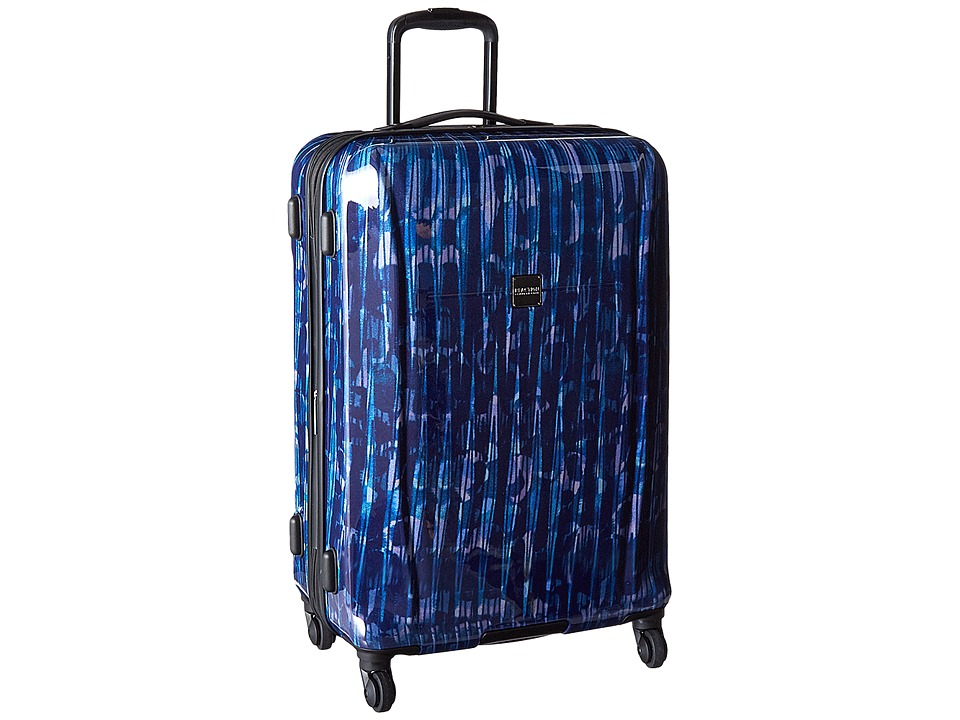 Kenneth Cole Reaction - The Real Collection Hardside - 24 4-Wheel Upright (Cool Blue) Luggage