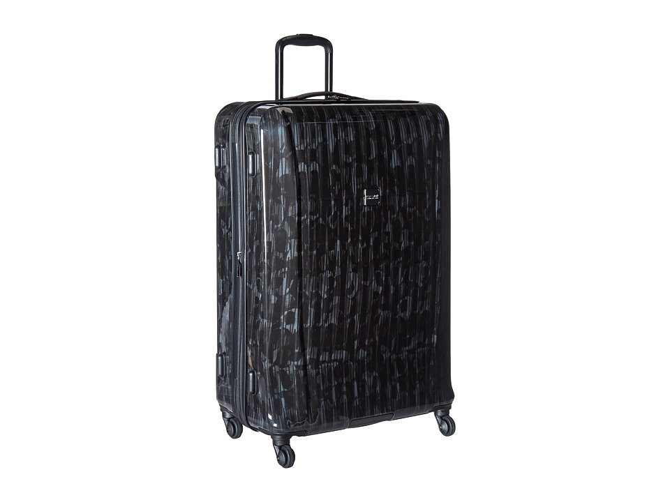 Kenneth Cole Reaction - The Real Collection Hardside - 28 4-Wheel Upright (Black) Luggage