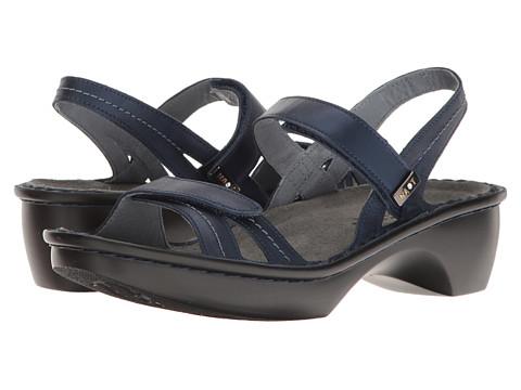 Naot Footwear Brussels - Polar Sea Leather