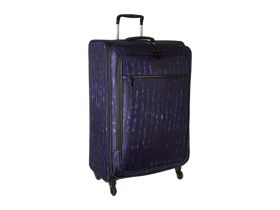 Kenneth Cole Reaction The Real Collection Softside 28 4-Wheel Upright (Cool Blue) Luggage