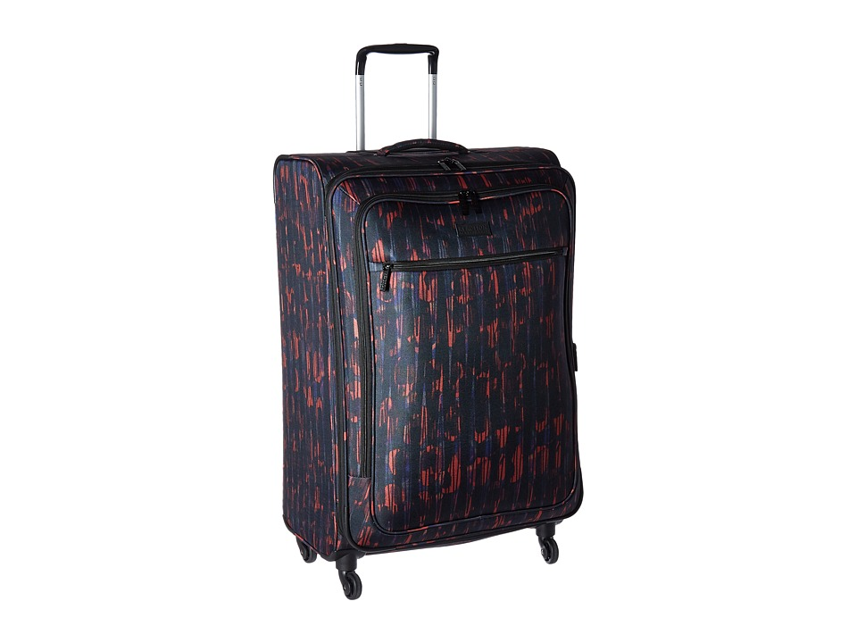 Kenneth Cole Reaction The Real Collection Softside 28 4-Wheel Upright (Warm Red) Luggage