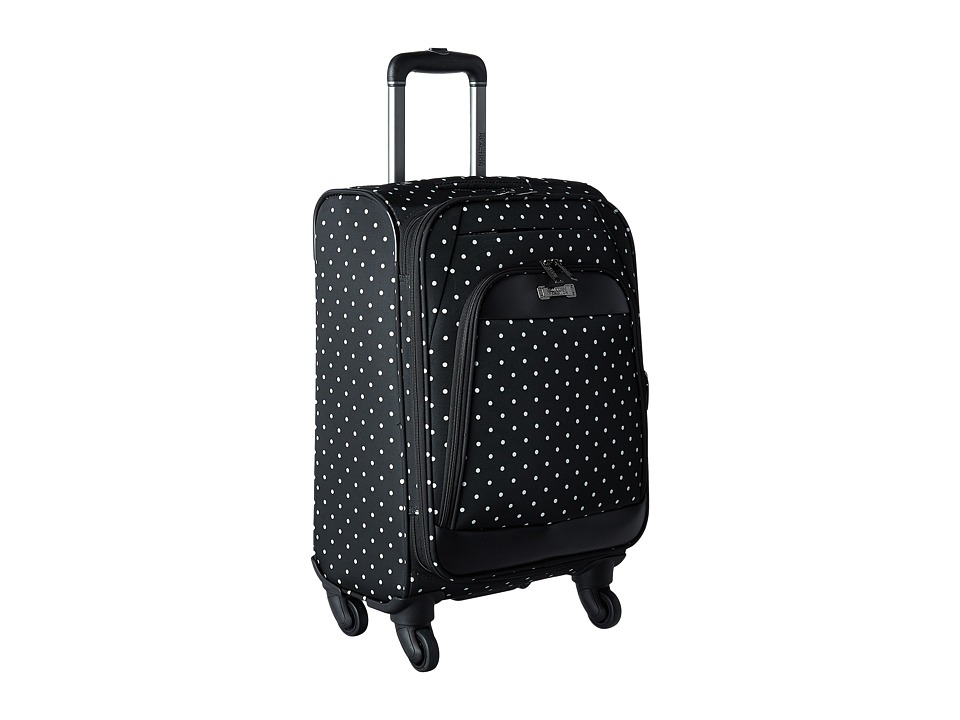 Kenneth Cole Reaction - Dot Matrix Collection - 20 Carry On (Navy/White Dots) Carry on Luggage