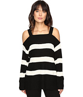 Sanctuary - Striped Amelie Bare Shoulder Sweater