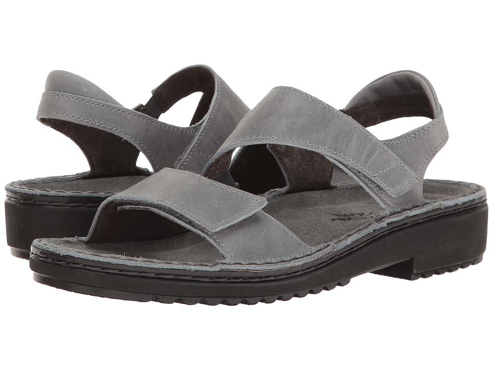 Naot Footwear Enid (Vintage Slate Leather) Women