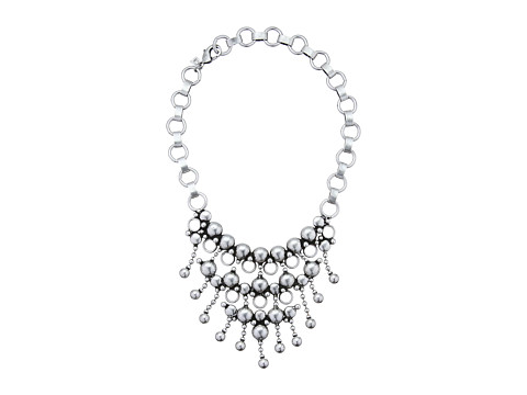 DANNIJO MERCURIA Necklace - Ox Silver