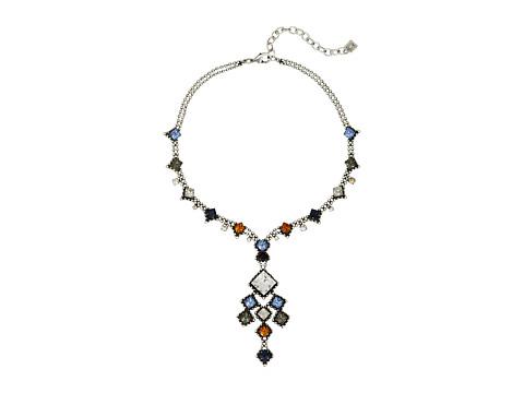 DANNIJO JAYA Necklace - Ox Silver/Multi