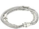 French Connection Chain Mix Double Wrap Bracelet