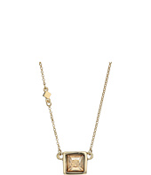 Cole Haan - Square Stone Necklace