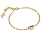 Cole Haan Round Pave Bar Line Bracelet