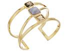 Cole Haan Large 3 Stone Cuff Bracelet