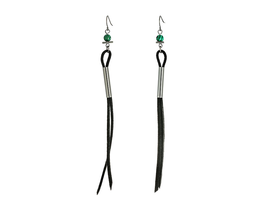 French Connection - Suede Tassel Earrings
