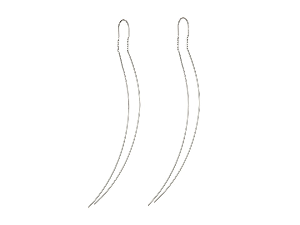 French Connection - Delicate Tube Earrings Threader