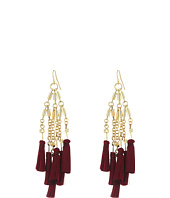 French Connection - Statement Tassel Chandelier Earrings