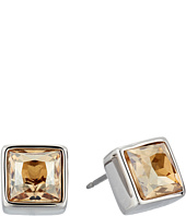 Cole Haan - Square Stone Stud Earrings
