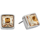 Cole Haan Square Stone Stud Earrings
