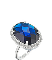 Cole Haan - Large Oval Faceted Bezel Ring