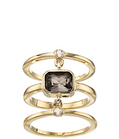 Cole Haan - Three-Piece Stone Ring