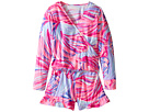 Lilly Pulitzer Kids - Mini Fanning Romper (Toddler/Little Kids/Big Kids)
