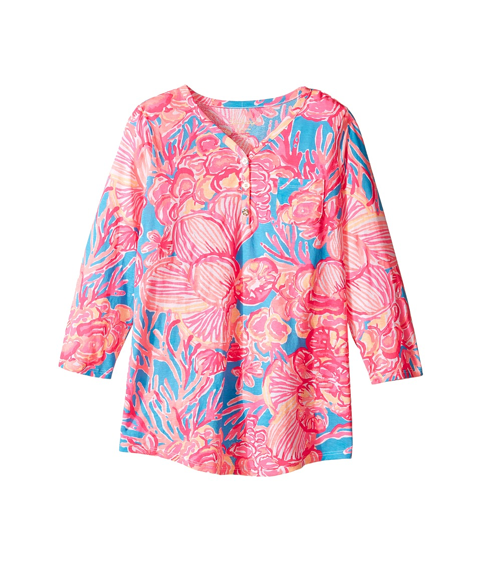 Lilly Pulitzer Kids - Mini Palmetto Tunic Top