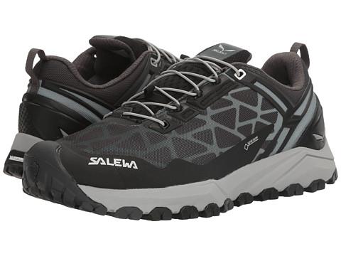 SALEWA Multi Track GTX - Black/Silver
